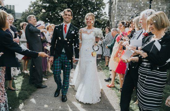 Wedding photography in northumberland