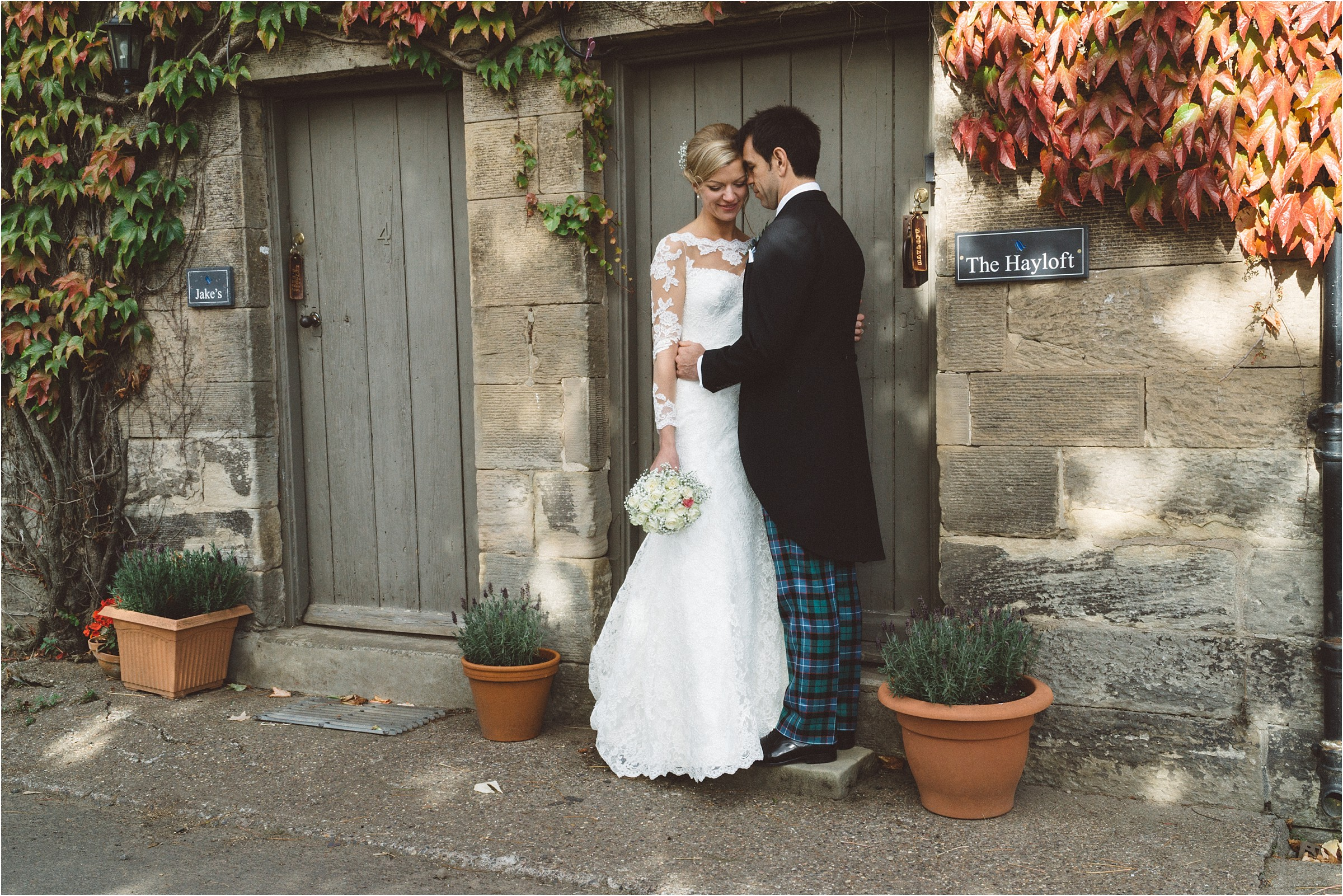 newlyweds doxford barns northumberland